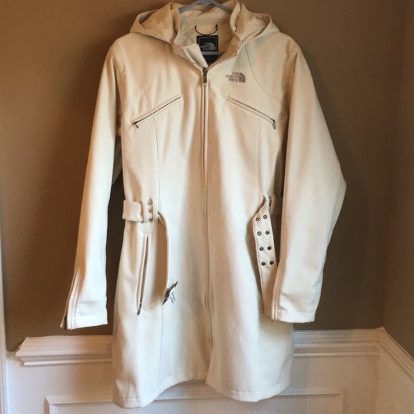 62d3465b6 The North Face women's Apex large trench coat